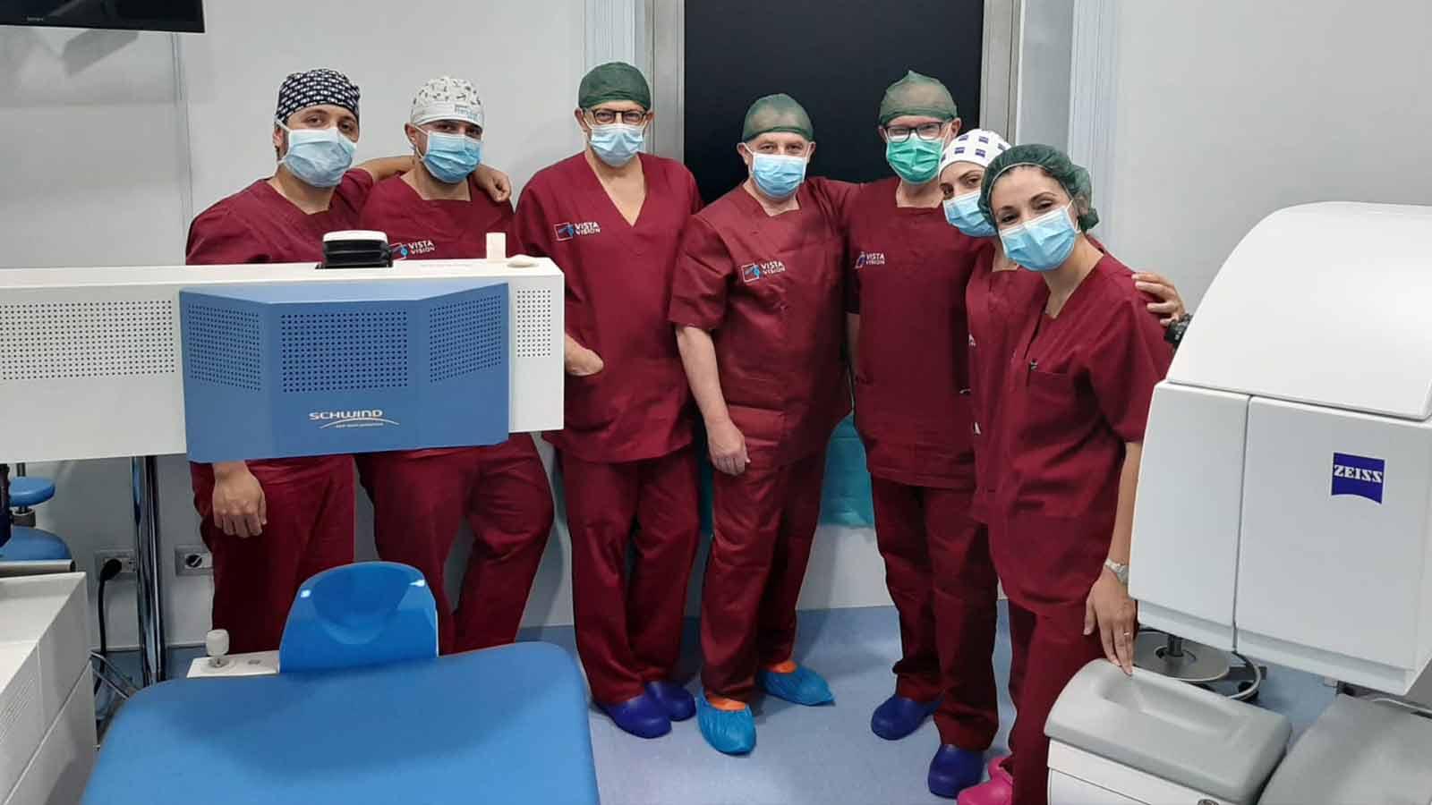 Messina Vista Vision Team