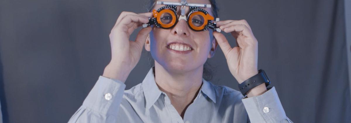 La storia di Simona: addio miopia grazie alla chirurgia refrattiva laser